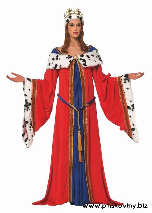 Dámský kostým královna  6bee9cbcfc8