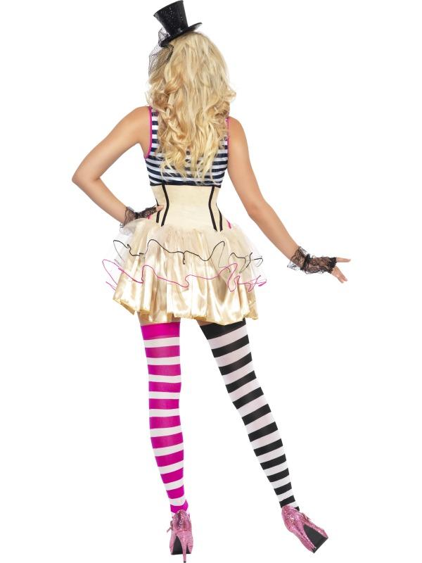 6cd93c5d3a6a Dámský kostým klaun (pruhvaný)