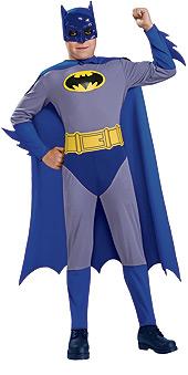 Dětský kostým Batman modrý  61fd27dce32