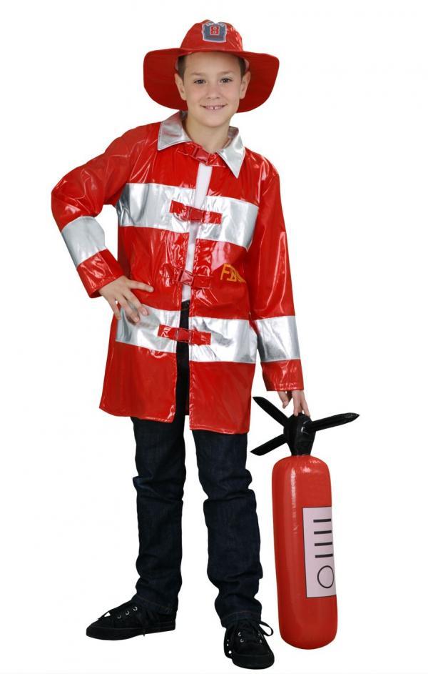 Dětský kostým Hasič 3cfb4e1998a