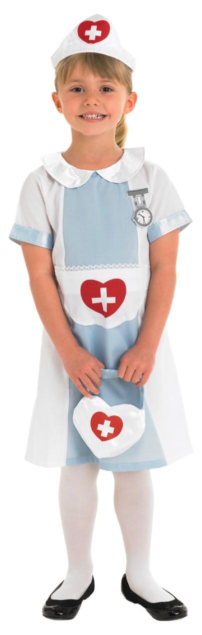 Dětský kostým sestřička  83b5064f5e7