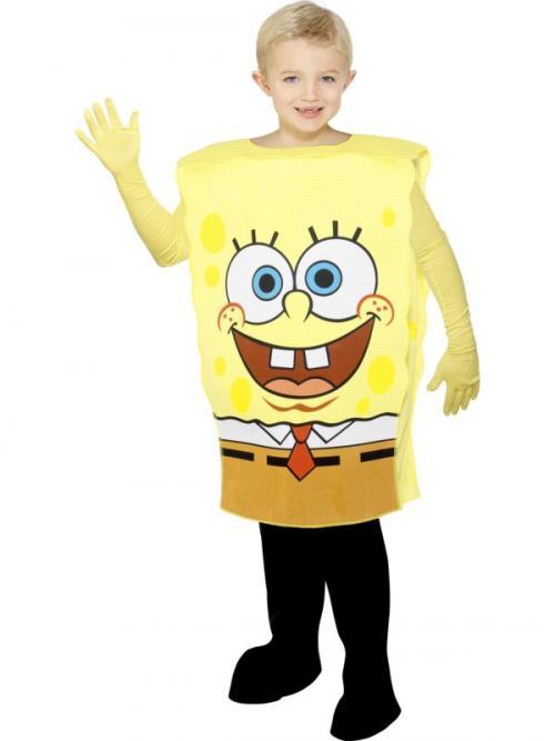 Dětský kostým Spongebob  7db87acf9a8