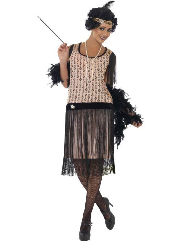 Dámský kostým Coco Flapper  966a82bd79