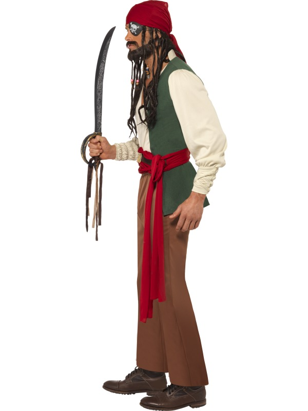 Pánský kostým pirát c1f671cb042