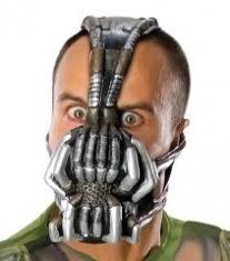 3/4 maska Batman - Záhuba