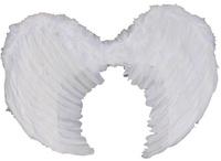 Andělská křídla péřová 100x40cm
