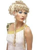 Dámská paruka řecká bohyně (Greek goddess)