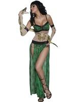 Dámský kostým hadí žena