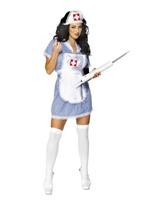 Dámský kostým ošetřovatelka (sestřička)