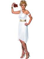 Damský kostým řecká bohyně (bílý)
