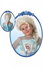 Dětská paruka - princezna Elsa