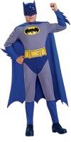 Dětský kostým Batman modrý