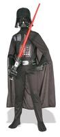 Dětský kostým Darth Vader s pláštěm