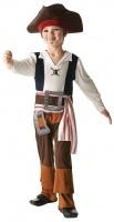 Dětský kostým kapitán Jack Sparrow (piráti s Karibiku)