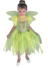 Dětský kostým lesní víla Zvonilka