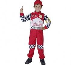 Dětský kostým pilot formule