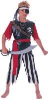 Dětský kostým pirát král