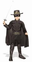 Dětský kostým Zorro deluxe
