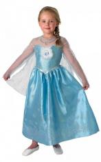 Dívčí kostým - princezna Elsa