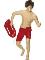 Pánský kostým, Baywatch Lifeguard overal