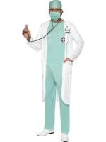 Pánský kostým Doktor