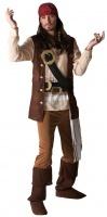 Pánský kostým Jack Sparrow