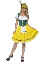 Dámský kostým Oktoberfest