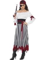 Dámský kostým, Pirátka