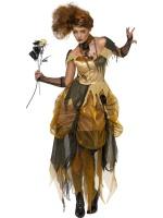 Dámský kostým s motivem pohádkové bytosti