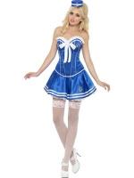 Dámský kostým, Sexy námořnice