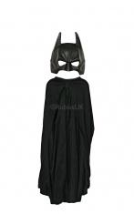 Maska a kápě Batman