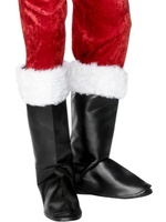 Návleky na boty Santa