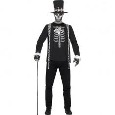 Pánský kostým doktor smrťák