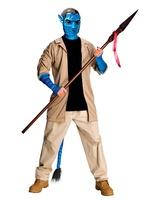 Pánský kostým Avatar Jake Sully deluxe