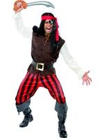 Pánský kostým pirátský první důstojník