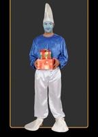 Pánský kostým šmoula (šmoulové)