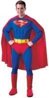 Pánský kostým Superman (se svaly)