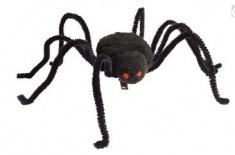 Sponka do vlasů pavouk